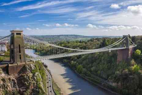 Fun Top Fun England - The best of Bristol city Walking tour - Save 0%
