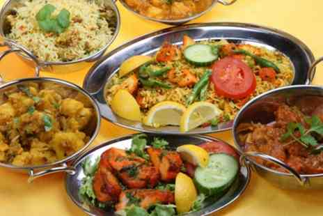 Spices Indian Restaurant - Two Course Indian Meal for Two or Four - Save 50%