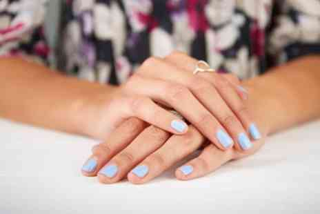 Beautiful Touch - One or Two Sessions of Manicure and Pedicure with Facial - Save 50%