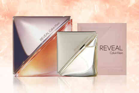 Wowcher Direct - 30ml Calvin Klein Reveal eau de parfum - Save 21%