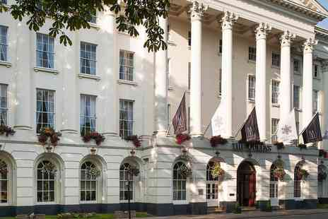 Queens Hotel - Historic Cheltenham hotel stay with breakfast - Save 0%