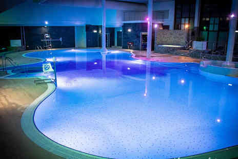 Village Hotels - Spa day for one person including two 25 minute treatments and full spa access - Save 51%