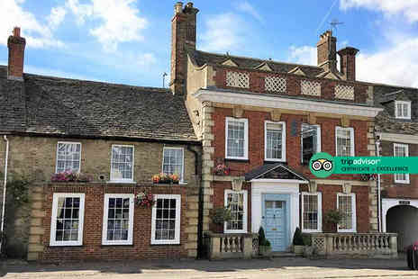 The Highworth Hotel - One night stay for two people with breakfast, one course dinner and late check out - Save 31%