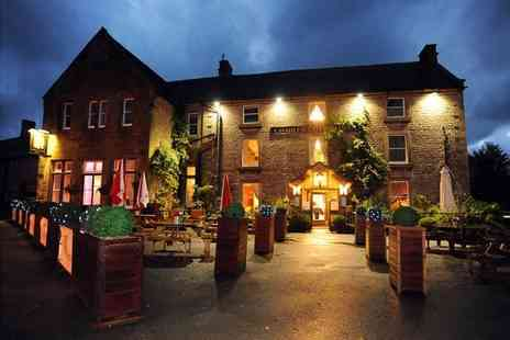Charles Cotton Hotel - Four Star Overnight Peak District getaway for two people including breakfast and dinner - Save 26%