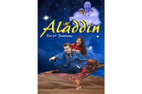 Colour House Theatre - Aladdin Pantomime from 23rd November 2019 To 26th January 2020 - Save 33%