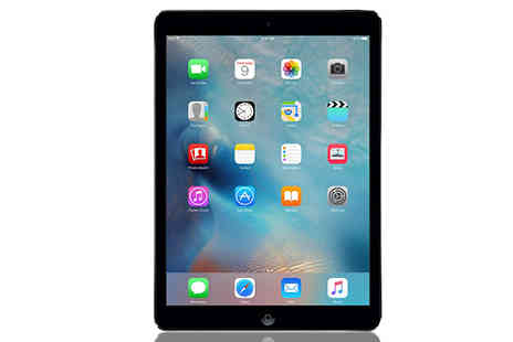Ezy Gadgets - 16GB or 32GB Apple iPad Air With WiFi Choose from 2 Colours and Optional 4G - Save 57%