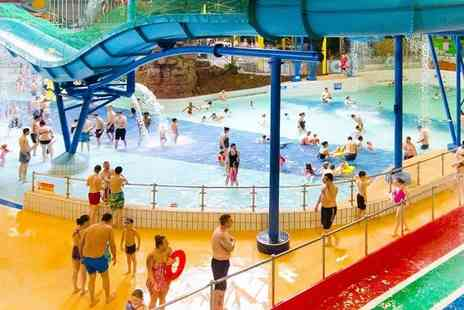 WaterWorld - Entry for one adult or child - Save 31%