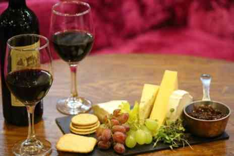 Old Thorns Hotel - Wine with Cheese Board or Antipasti Platter for Two or Four - Save 40%