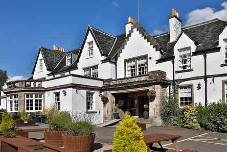 Buchanan Arms - Overnight stay for two people with breakfast, cream tea, leisure access and late check out - Save 49%