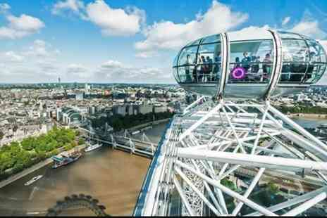 Travel Asia Experiences - London Eye Admission Ticket - Save 0%