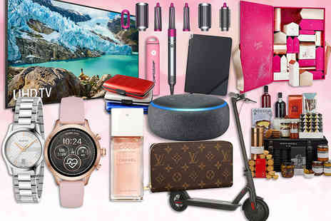 HCi Distribution - Secret Santa mystery deal Amazon Echo Dots, Lancome advent calendars, Harvey Nicholls hampers and more - Save 0%