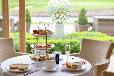 Centurion Club - Prosecco afternoon tea for two - Save 44%