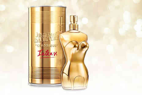 Wowcher Direct - 100ml Jean Paul Gaultier Classique Intense Eau De Parfum - Save 14%