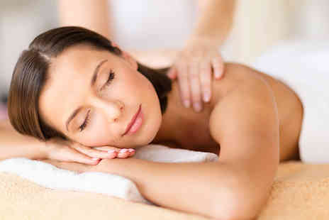 54a Hair And Beauty - 90 minute pamper package with a choice of three treatments - Save 77%