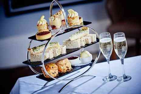 Marco Pierre White Steakhouse Bar & Grill - Afternoon tea for two people with a glass of Prosecco each - Save 42%