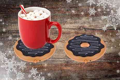 SecretStorz - Donut Usb cup warmer - Save 77%