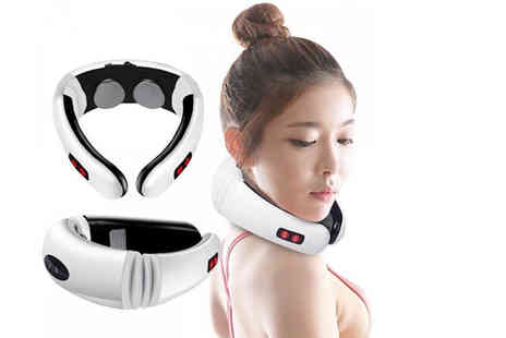 Electronic Store - Neck massager - Save 82%