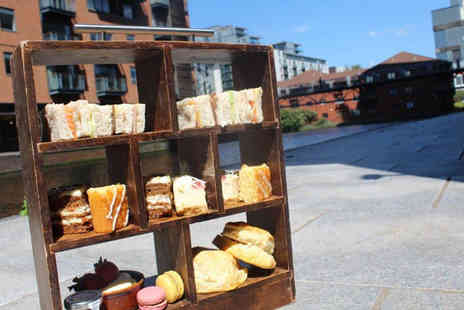 Bardolino - Sparkling afternoon tea for two people - Save 44%
