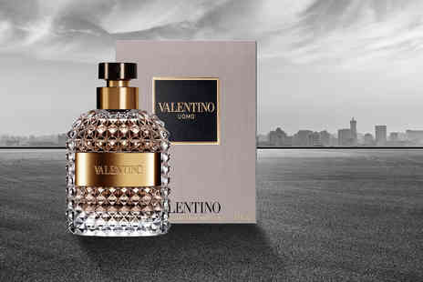 Wowcher Direct - Valentino Uomo 50ml eau de toilette - Save 25%