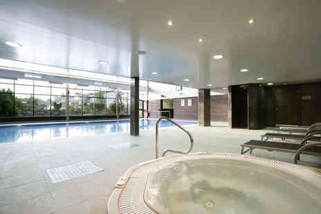 Macdonald Hotels - Elemis spa day for two people, includes two treatments each, cream tea, Prosecco and spa access - Save 57%