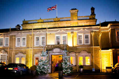 Best Western Chilworth Manor - Two nights Hampshire Christmas getaway for two people with selected meals and drinks - Save 0%