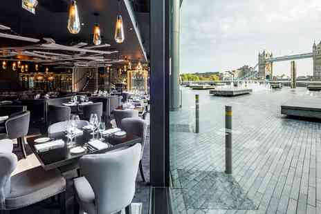 Gaucho - Two courses and prosecco for two - Save 34%