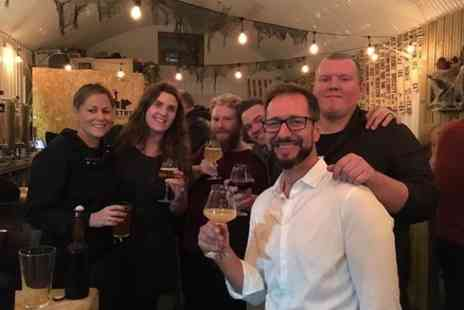 Boozers Beer - Crawl East Londons Craft Beer Scene - Save 0%