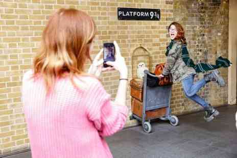 Surprise Me - Harry Potter Self Guided Walking Tour with Mobile App - Save 0%