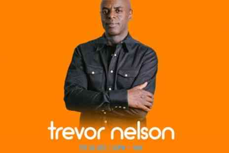 Camp And Furnace - One ticket to see Trevor Nelson on 6 December - Save 0%