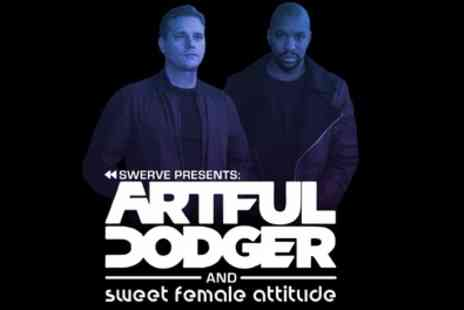 Camp And Furnace - One ticket to see Artful Dodger and Sweet Female Attitude on 23 November - Save 39%