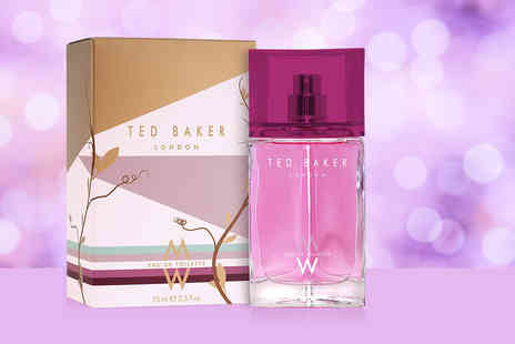 Wowcher Direct - Ted Baker womens 75ml eau de toilette Spray - Save 65%