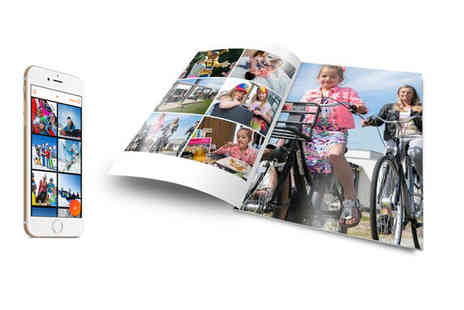Easy Photobook - A4 soft cover 50 page photobook - Save 37%