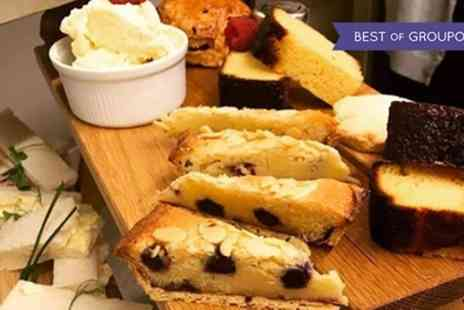 Chapters Hotel and Restaurant - Sparkling Afternoon Tea for Two or Four - Save 35%