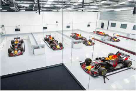 Virgin Experience Days - Red Bull Racing Formula One Team Factory Tour - Save 0%