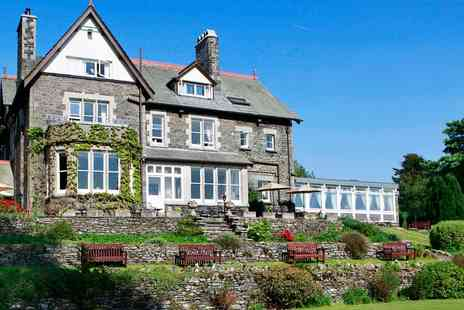 Sawrey House Hotel - Two nights Lake District getaway with dinner - Save 0%