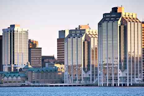 Four Points by Sheraton Halifax - Downtown Halifax Stays with Breakfast and Parking - Save 0%