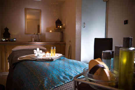 Hotel du Vin - Luxury leisure access for two people with an aromatherapy massage, Espa facial and afternoon tea with a glass of Prosecco each - Save 52%