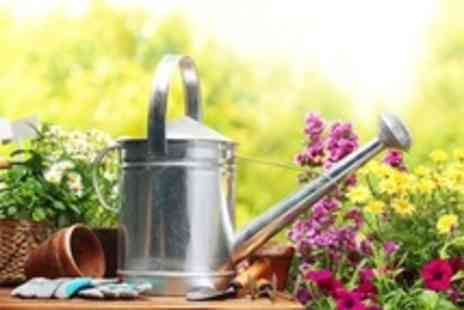 Aztec Events - All About Gardening Show Norfolk Admission For Two - Save 50%