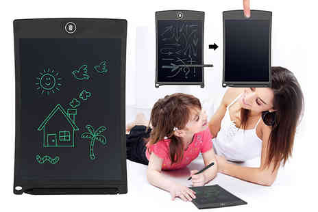 Vivo Mounts - 8.5 Inch LCD kids digital writing pad - Save 86%