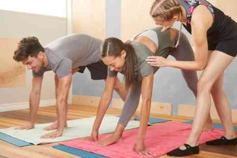Svana Yoga Studio - Three or Five Yoga Classes - Save 56%