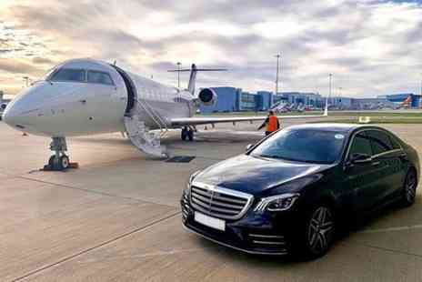 Magellan Deluxe Travel - VIP Transfer from London Airports Premium Chauffeur Service - Save 0%