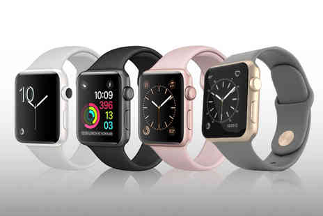 Renew Electronics - Refurbished Apple smart watch series two with charger - Save 57%