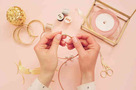 Educator London - Online professional jewellery making business course - Save 98%