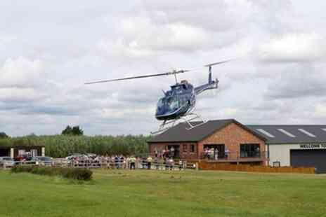 Central Helicopters - Scenic Helicopter Flight for One or Two - Save 0%
