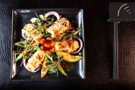 The Crazy Bear Group - Twelve Plate Thai Signature Menu and Premium Champagne - Save 66%