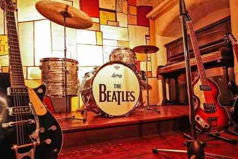Just Book Sports - Four Star One night stay with a choice of hotels and The Beatles Story Experience ticket - Save 0%