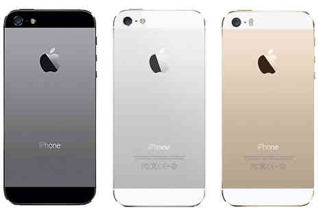 Rhinotek - Unlocked Apple iPhone 5S With 16GB, 32GB or 64GB Choose from 3 Colours - Save 78%