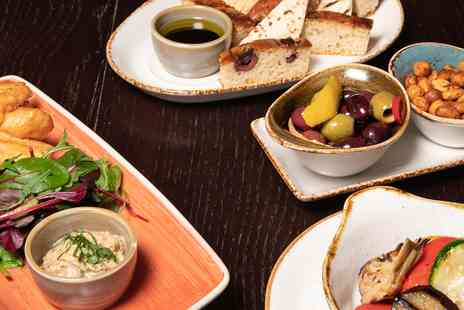 Dale Street Hotel - Small plates and bubbly for Two - Save 32%
