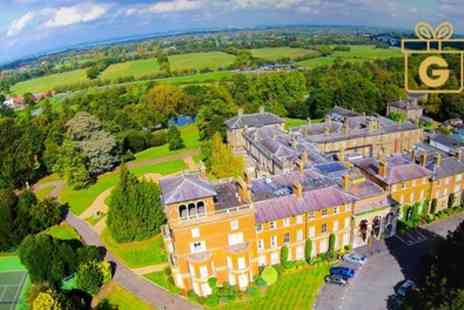 Oatlands Park Hotel - 1 or 2 Nights for Two with Breakfast, Dinner, Prosecco and Late Check Out - Save 0%