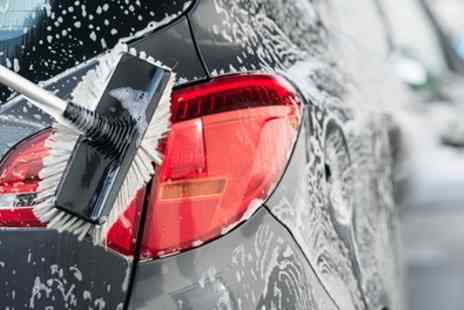 Quality Car Wash and Valeting Centre - Car Wash and Dry or Bronze Package - Save 33%